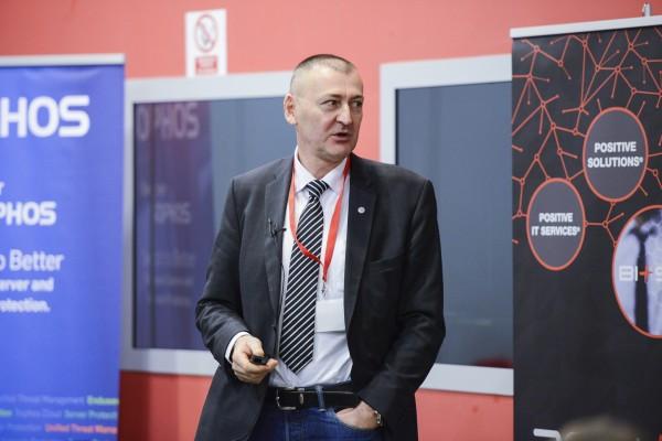 Milan Šolaja - Vojvođanski IKT Klaster